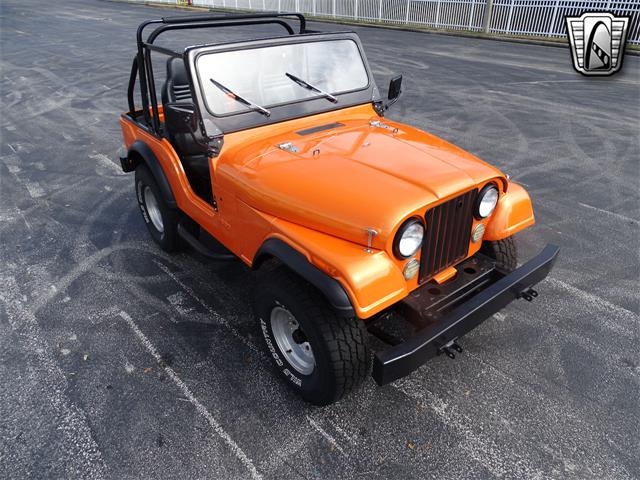 1976 Jeep CJ5 (CC-1426325) for sale in O'Fallon, Illinois