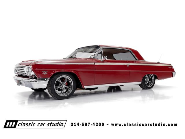 1962 Chevrolet Impala SS (CC-1420633) for sale in Saint Louis, Missouri