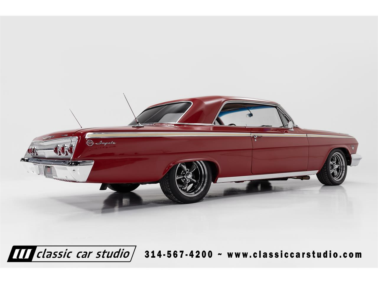 1962 Chevrolet Impala SS (CC-1420633) for sale in Saint Louis, Missouri