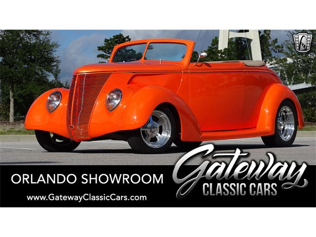 1937 Ford Cabriolet (CC-1426336) for sale in O'Fallon, Illinois