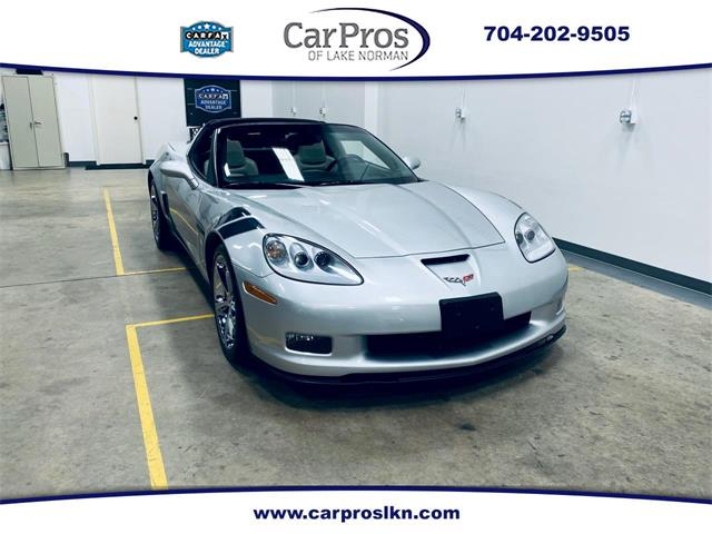 2012 Chevrolet Corvette (CC-1426341) for sale in Mooresville, North Carolina