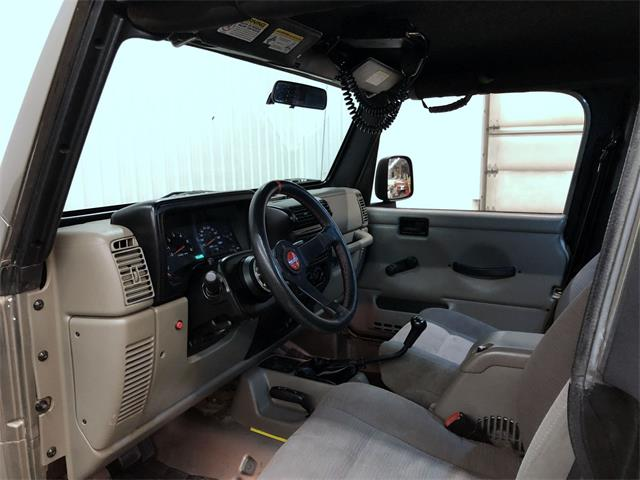 2003 Jeep Wrangler (CC-1426345) for sale in Maple Lake, Minnesota