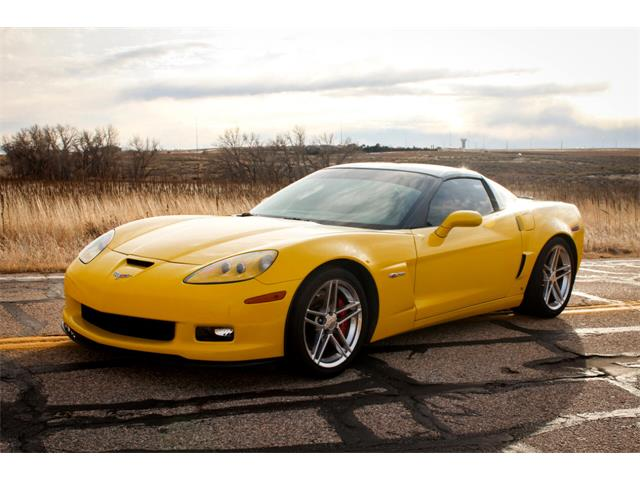 2007 Chevrolet Corvette (CC-1426349) for sale in Greeley, Colorado