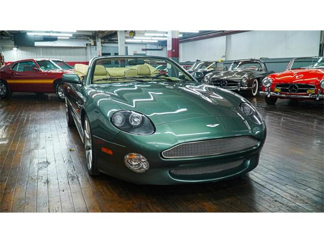 2002 Aston Martin DB7 (CC-1426357) for sale in Bridgeport, Connecticut