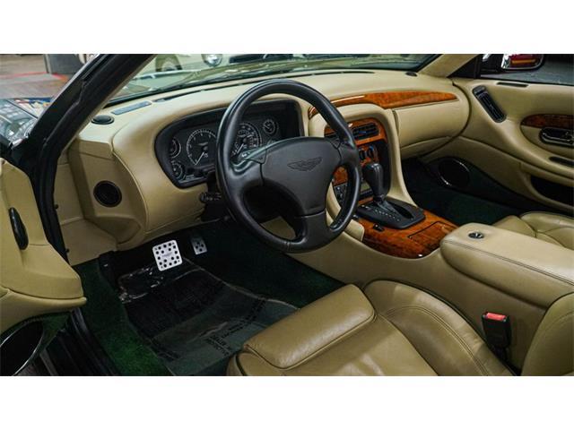 2002 Aston Martin DB7 (CC-1426357) for sale in Bridgeport, Connecticut