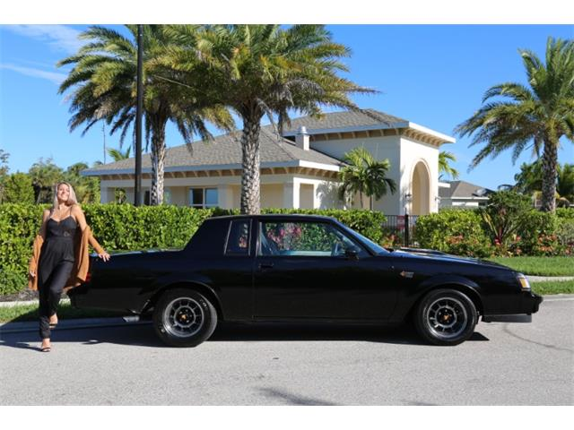 1987 Buick Regal (CC-1426359) for sale in Fort Myers, Florida