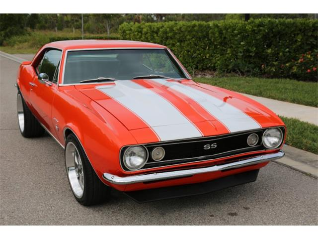 1967 Chevrolet Camaro (CC-1426364) for sale in Fort Myers, Florida