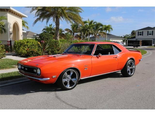 1968 Chevrolet Camaro (CC-1426365) for sale in Fort Myers, Florida
