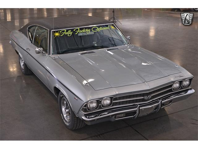 1969 Chevrolet Chevelle (CC-1426372) for sale in O'Fallon, Illinois