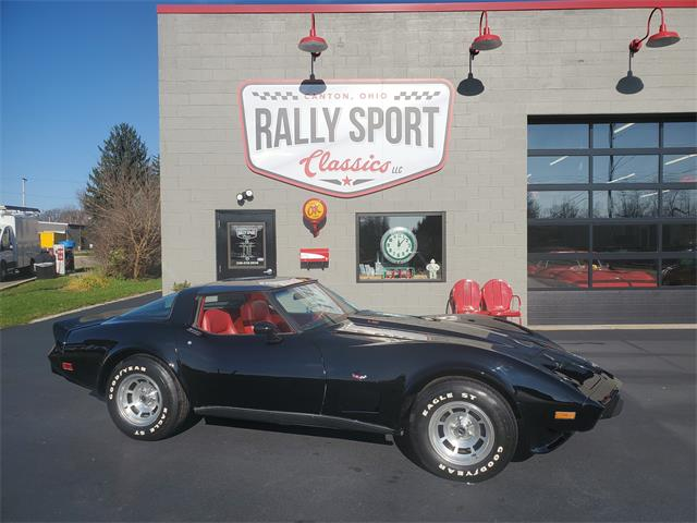 1979 Chevrolet Corvette (CC-1426384) for sale in Canton, Ohio
