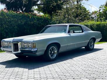 1969 Pontiac Grand Prix (CC-1426390) for sale in Delray Beach, Florida