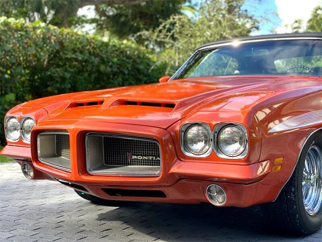 1972 Pontiac LeMans (CC-1426396) for sale in Delray Beach, Florida