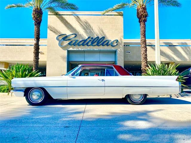1963 Cadillac Coupe DeVille (CC-1426398) for sale in Delray Beach, Florida