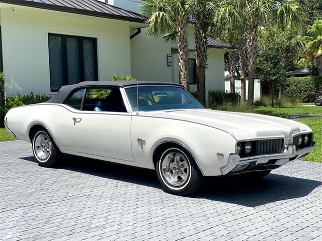 1969 Oldsmobile Cutlass Supreme (CC-1426403) for sale in Delray Beach, Florida