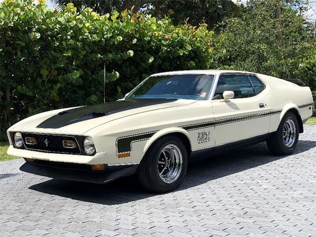 1971 Ford Mustang (CC-1426406) for sale in Delray Beach, Florida