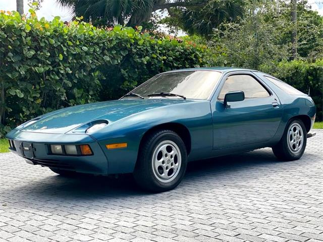 1980 Porsche 928 (CC-1426410) for sale in Delray Beach, Florida