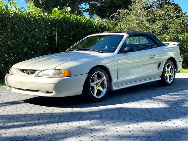 1996 Ford Mustang (CC-1426411) for sale in Delray Beach, Florida