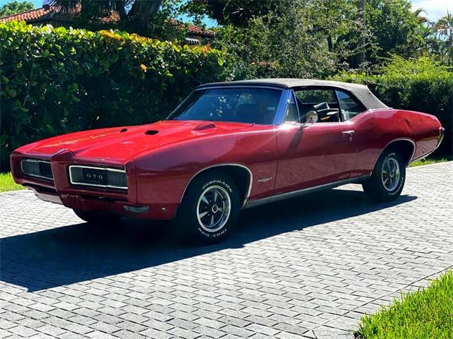 1968 Pontiac GTO (CC-1426416) for sale in Delray Beach, Florida