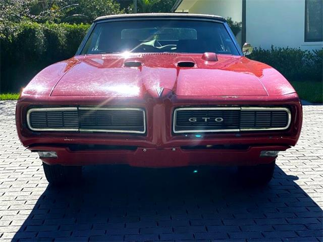1968 Pontiac GTO (CC-1426416) for sale in Delray Beach, Florida