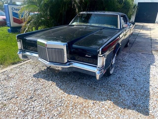 1970 Lincoln Continental Mark III (CC-1426418) for sale in Delray Beach, Florida