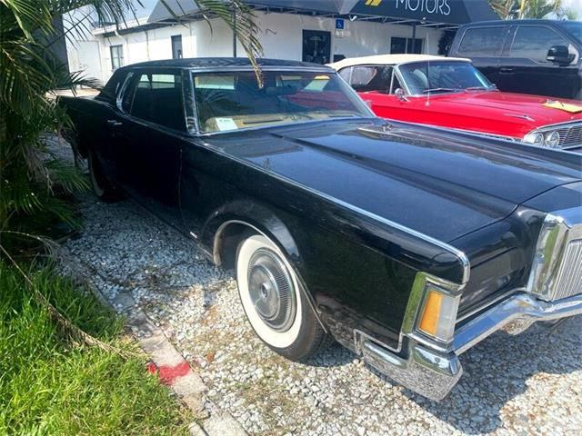 1970 Lincoln Continental Mark III (CC-1426418) for sale in Delray Beach, Florida
