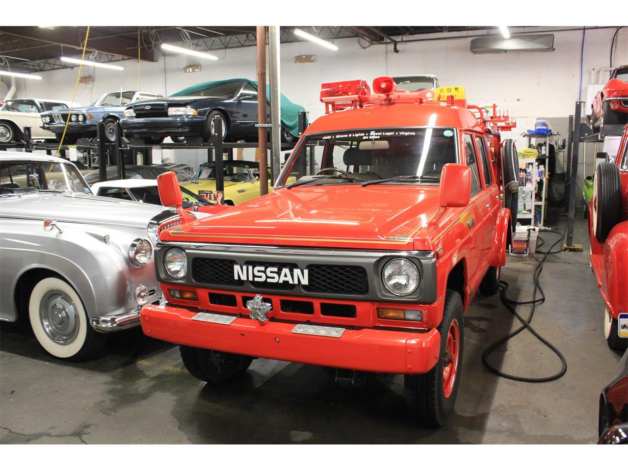 1991 Nissan Safari (CC-1420642) for sale in Sharpsburg, Pennsylvania
