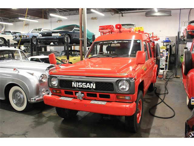 1991 Nissan Safari (CC-1420642) for sale in Sharpsburg, Pennsylvania