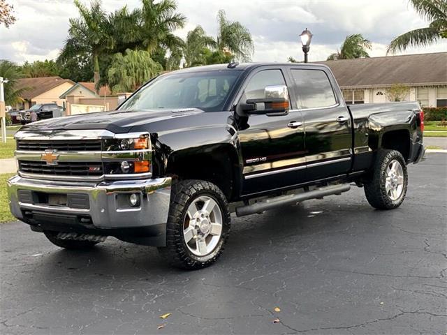 2016 Chevrolet Silverado (CC-1426421) for sale in Delray Beach, Florida