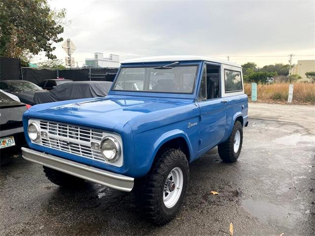 1977 Ford Bronco (CC-1426424) for sale in Delray Beach, Florida