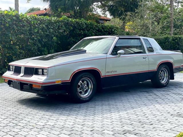 1984 Oldsmobile Cutlass (CC-1426425) for sale in Delray Beach, Florida