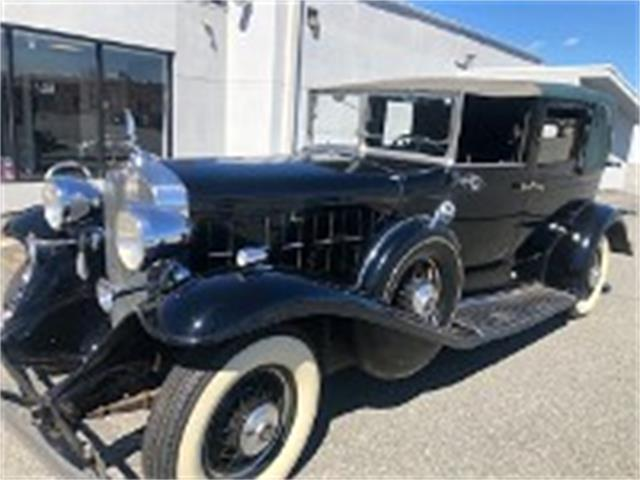 1932 Cadillac Town Sedan (CC-1426433) for sale in Providence, Rhode Island