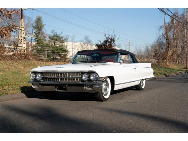 1962 Cadillac Eldorado Biarritz (CC-1426446) for sale in Orange, Connecticut