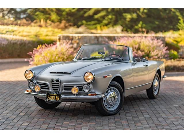 1964 Alfa Romeo 2600 (CC-1426450) for sale in Monterey, California