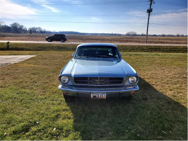 1965 Ford Mustang (CC-1426451) for sale in RICHMOND, Illinois