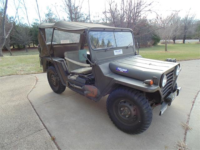 1967 Ford Military Jeep (CC-1426454) for sale in Rochester, Minnesota