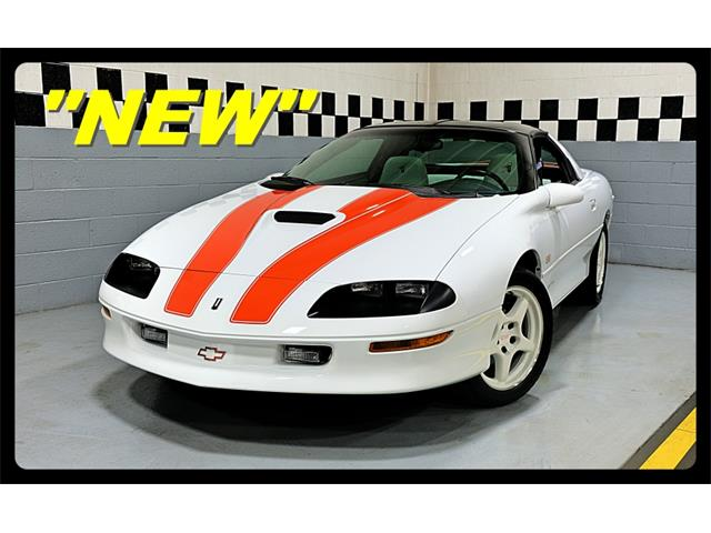 1997 Chevrolet Camaro SS (CC-1426456) for sale in Old Forge, Pennsylvania
