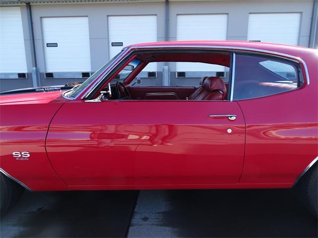 1970 Chevrolet Chevelle (CC-1426461) for sale in O'Fallon, Illinois