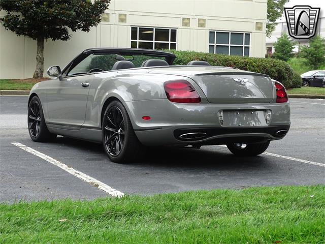 2011 Bentley Continental (CC-1426462) for sale in O'Fallon, Illinois
