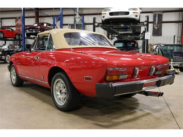 1981 Fiat Spider (CC-1426465) for sale in Kentwood, Michigan