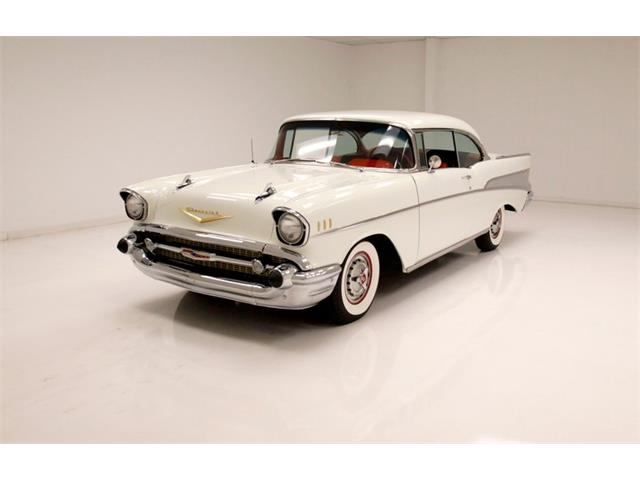 1957 Chevrolet Bel Air (CC-1426467) for sale in Morgantown, Pennsylvania