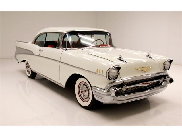 1957 Chevrolet Bel Air (CC-1426467) for sale in Morgantown, Pennsylvania