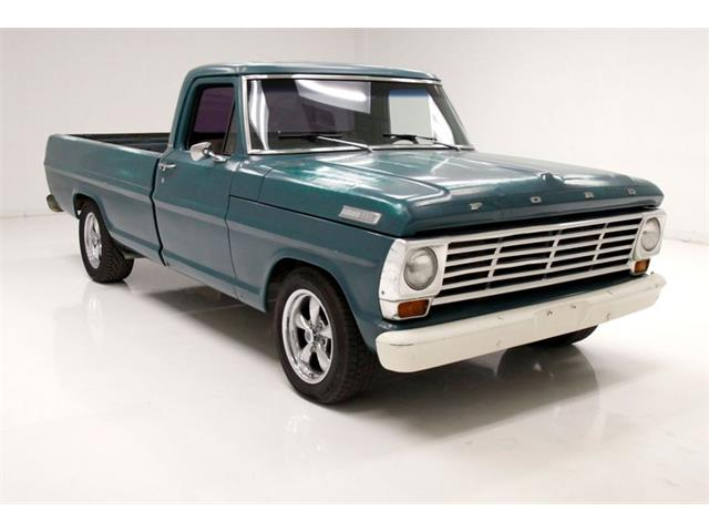 1967 Ford F250 (CC-1426468) for sale in Morgantown, Pennsylvania