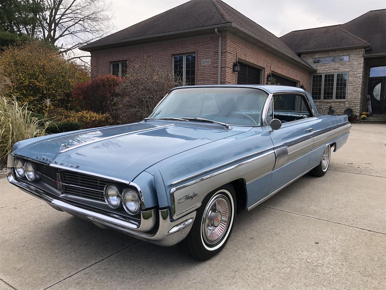 1962 Oldsmobile Starfire (CC-1420647) for sale in HOLLY, Michigan