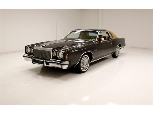 1977 Chrysler Cordoba (CC-1426470) for sale in Morgantown, Pennsylvania