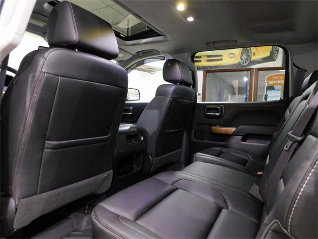 2017 Chevrolet Silverado (CC-1426474) for sale in Hamburg, New York
