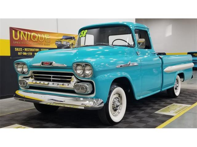 1958 Chevrolet Apache (CC-1426483) for sale in Mankato, Minnesota