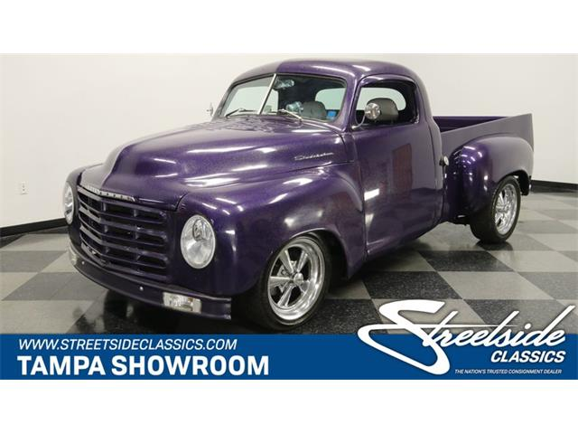 1954 Studebaker Pickup (CC-1426484) for sale in Lutz, Florida