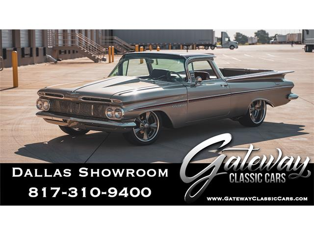 1959 Chevrolet El Camino (CC-1426486) for sale in O'Fallon, Illinois