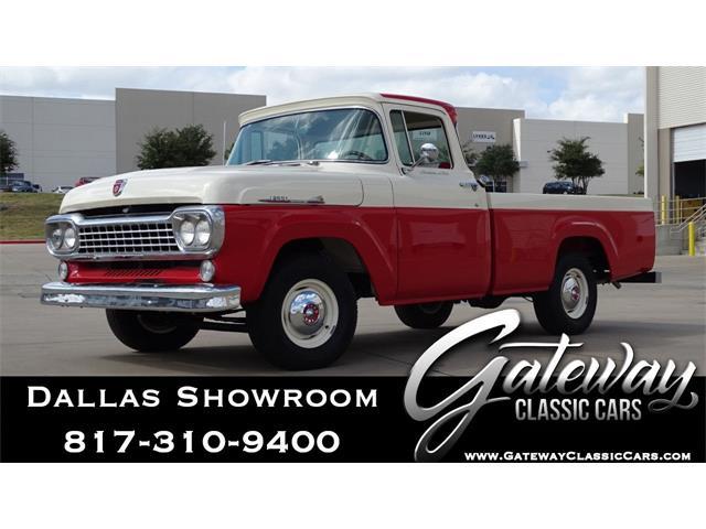 1958 Ford F100 (CC-1426491) for sale in O'Fallon, Illinois