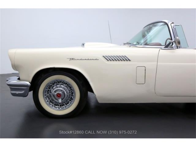 1957 Ford Thunderbird (CC-1426521) for sale in Beverly Hills, California